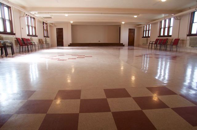 Studio Hall